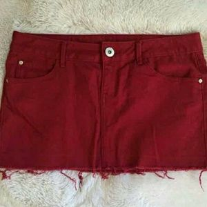 Guess mini skirt
